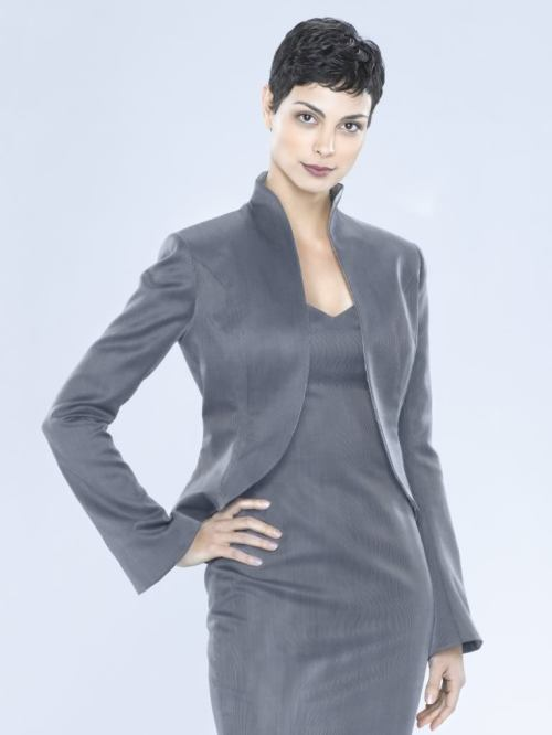 Morena Baccarin as Anna in V