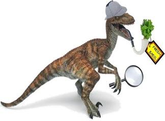 velociraptor detective