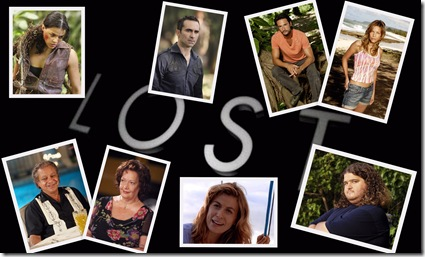 Latinos on Lost