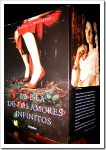 Spanish book cover and front flap